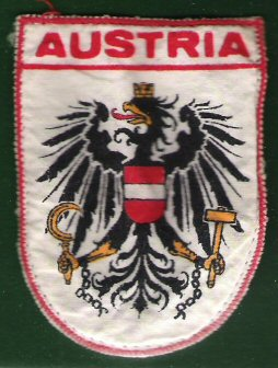 01 Austria National Emblem