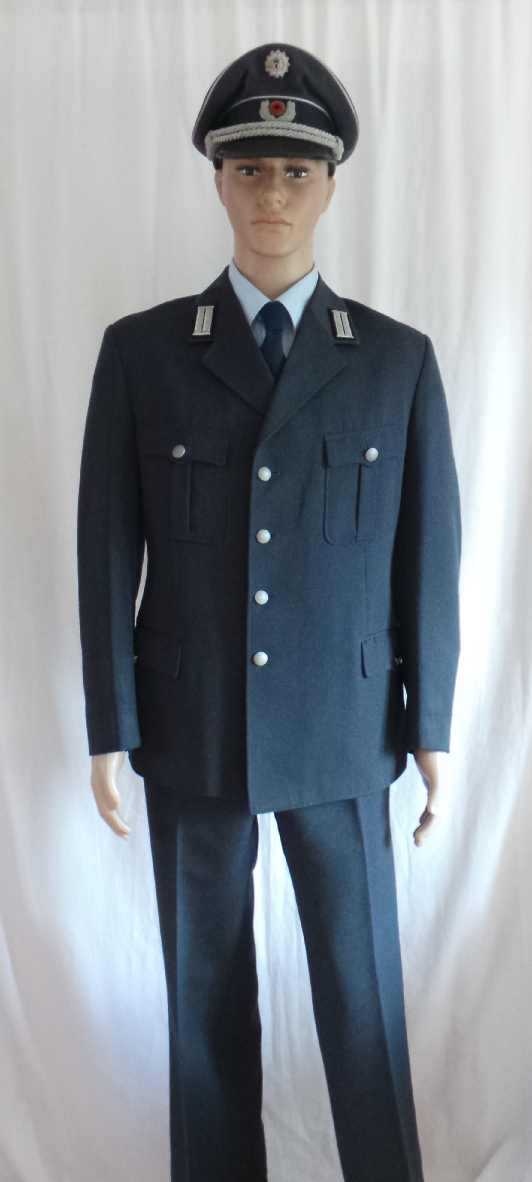 02 Schutzpolizei Service Dress