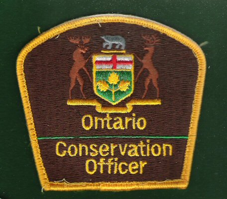 Canada Ontario Conservation Officer