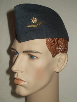 Dutch Air Force Side Cap (Front Right)