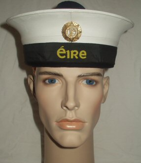 Eire Navy Rateings Cap (Front)