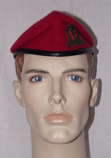 IDF Airborne Trroops Beret (Front)