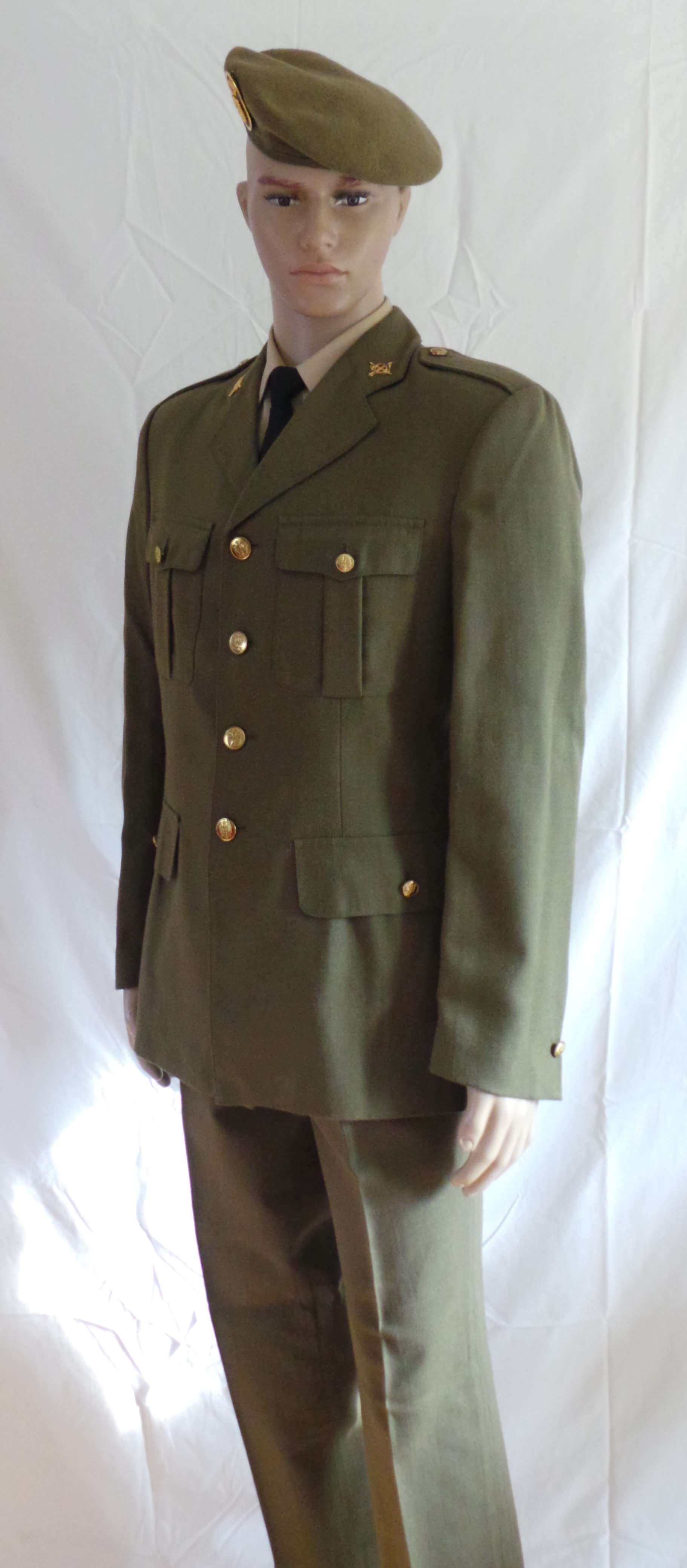 Spanish Army Infantry Other Ranks Service Dress (3)