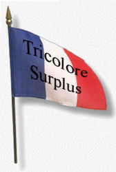 Tricolore Flag With Background