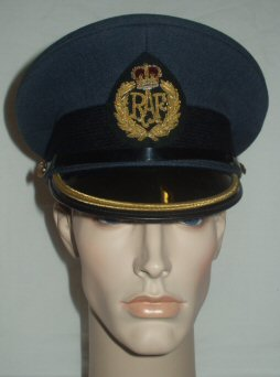 UK Royal Air Force Central Band Peaked Cap (1)