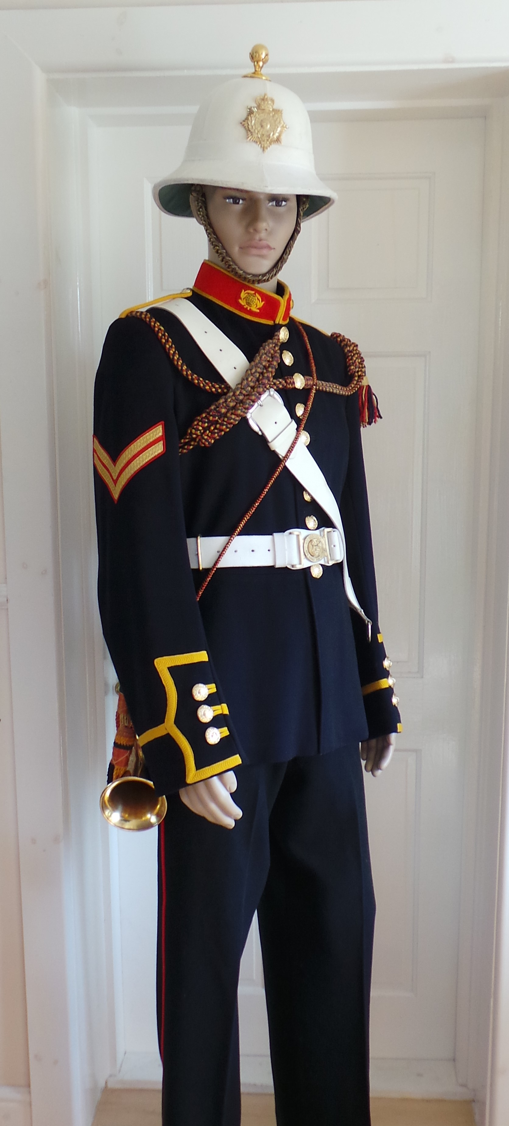UK Royal Marines Bandsman (1)3