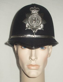 UK South Yorkshire Police Helmet (1)