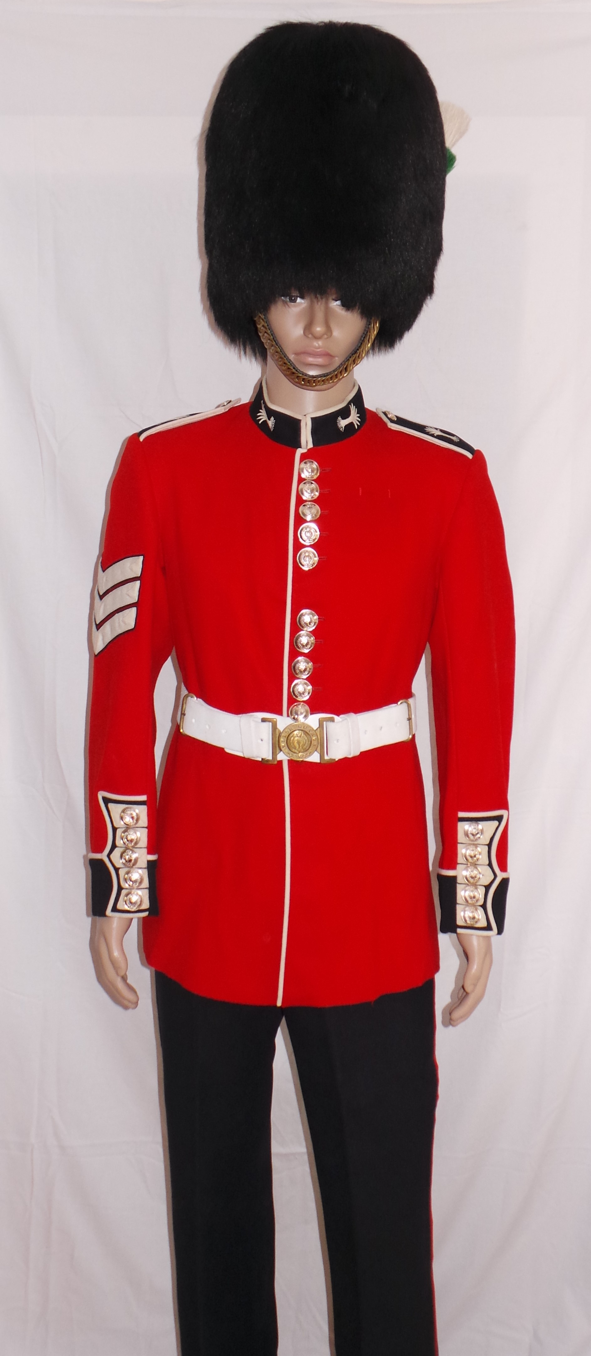 Welsh Guards Full Dress (2)