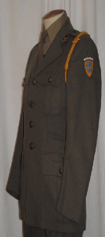 03 Artillery School Service Dress (Left)