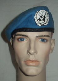 Eire Army United Nations Beret (Front)