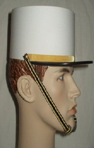 France Foreign Legion Kepi Corporal Chef (Chinstrap Down Left)