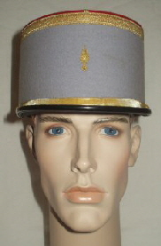 France Kepi ESM Saint Cyr Staff (Front)
