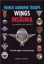 French Airborne Troops Wings Book Cover