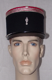 French Kepi Cuirassiers Captain (front)