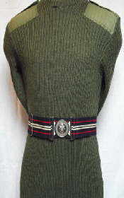 Royal Corps Of Transport Stable Belt