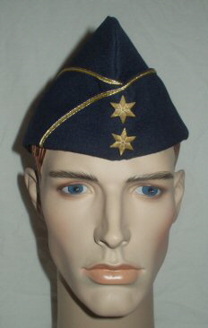 Spain Air Force Officers Garrison cap (Front)