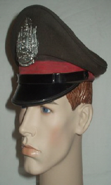 Thailand MPs Peaked Cap (Front Right)