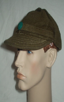 Turkish Field Cap (Side)