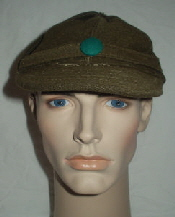 Turkish field cap (front)