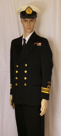 UK Navy Lt Commander Blues (3)