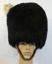 UK Welsh Guards Bearskin (Front)