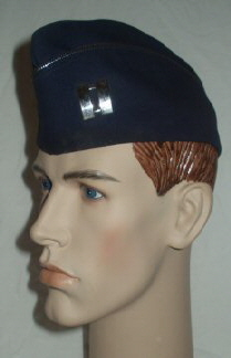 USAF Captains Side Cap (Front Left)